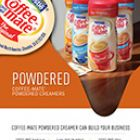 Nestlé Coffee-mate Powdered Creamer Sell Sheet