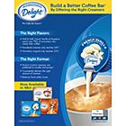 New!! 48 count International Delight coffee creamer Brochure