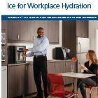Ice for Workplace Hydration