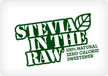 Stevia in the Raw logo