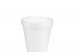 10 oz White Foam Cup Any Size 10 Lid Will Fit