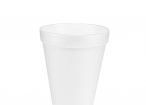 12 oz White Foam Cup Any Size 12 Lid Will Fit