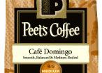 Cafe Domingo - Peet's new first medium roast is smooth and balanced with hints of toffee sweetness and a clean, crisp finish.