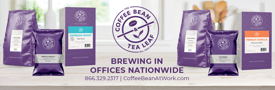 CoffeeBean and TeaLeaf by First Choice coffee services